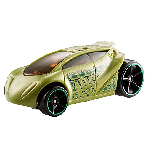 Hot Wheels Spiderman The Lizard - 2014