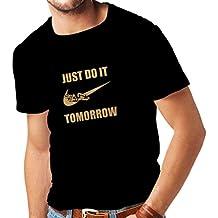 N4095 Camiseta Just Do It Tomorrow gift