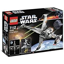 LEGO Star Wars 6208 - B-wing Fighter - Caza estelar Ala-B