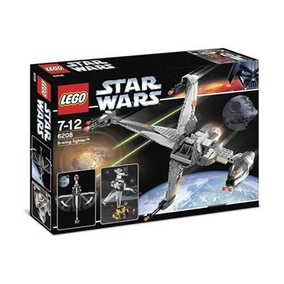 Star Wars B-wing - LEGO Star Wars: B-Wing Fighter Jeu De