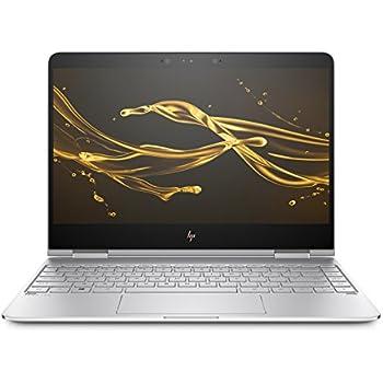 "HP Spectre x360 13-ac000nl Notebook Convertibile, Intel® Core™ i5-7200U, SDD da 256 MB, 8 GB di RAM, Display da 13.3"", Scheda Grafica Intel HD 620, Argento Alluminio"