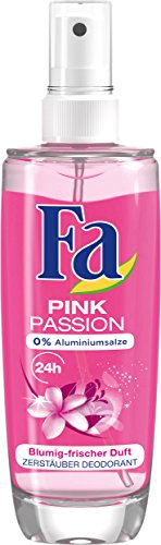 Fa Pink Passion Zerstäuber 5er Pack(5 x 75 milliliters)