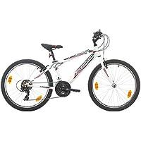 BIKE SPORT LIVE ACTIVE Bikesport Rocky Bicicleta para niño, Tamaño de Rueda: 24