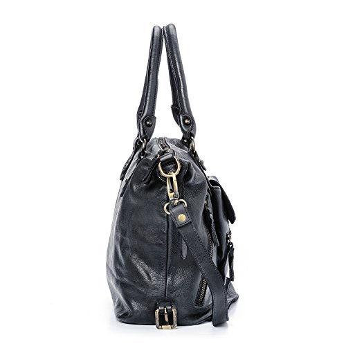 Small Miami streets bag vintage Noir