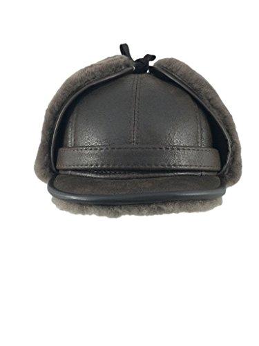 zavelio-femme-peau-de-mouton-elmer-fudd-visiere-fourrure-chapeau-ski-neige-large-cashmere