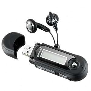 Intenso Lecteur MP3 mémoire flash 4Go - Musik Walker