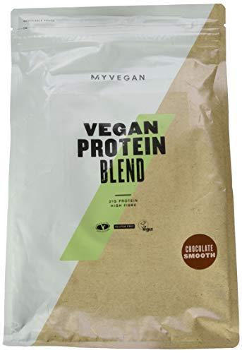 Myprotein Vegan Protein Blend Chocolate Smooth, 1er Pack  1 x 2500 g