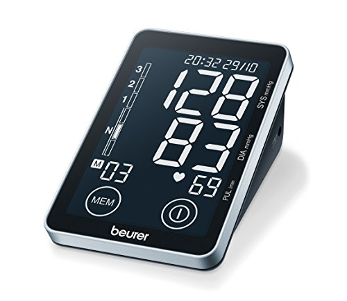 Beurer BM 58 Oberarm-Blutdruckmessgerät 655.16