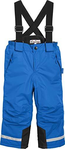 Playshoes Jungen Schnee-Hose Schneehose, Blau (Marine), (Herstellergröße: 86)