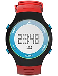 Relojes electrónicos los deportistas/impermeable/noctilucent/Tabla Running/relojes casual al aire libre multifuncionales-B