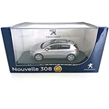 Peugeot 308 Grise 1/43 NOREV réf: 473808