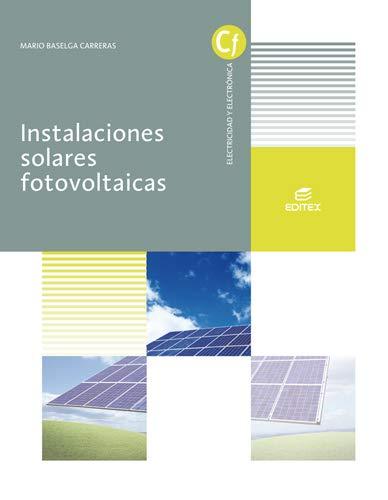 (19).(g.m).instalaciones solares fotovoltaicas (electricidad editado por Editex