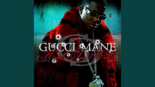 Poster, Motiv Burning Lust Everybody Know Me, Gucci Mane Hard to Kill, 30,5 x 45,7 cm