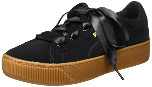 Puma Vikky Platform, Sneaker Donna, (Varios Colores 364979 01), 39 EU