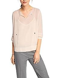 ESPRIT Collection Damen Bluse 115eo1f001