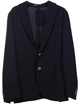 ASPESI cappotto uomo blu tessuto   Stili di Soda donne
