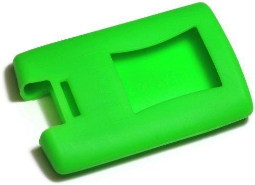 dantegts grün Silikon Schlüsselanhänger Schutzhülle Smart-Fernbedienung Beutel Schutz Schlüssel Kette passend für: Cadillac Escalade 08–12 (Cadillac Escalade Schlüssel)