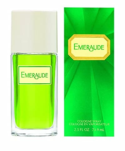 Emeraude de Coty Cologne Spray 75ml