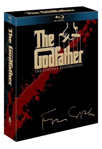 Paramount Home Entertainment The Godfather Coppola Restoration [Blu-ray] [UK Import]