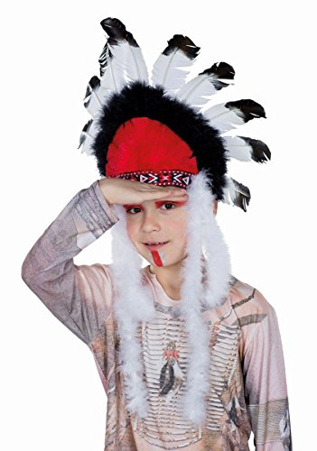 - Indianer Häuptling Kostüm Kind