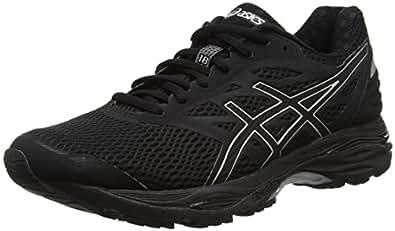 Asics Mens Gel-Cumulus 18 Running Shoe (Black): Amazon.co