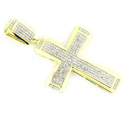 pendants-midwestjewellery-055cttw-da-uomo-10-k-con-pendente-a-croce-in-oro-altezza-49-mm-i2-i3-i-e-j