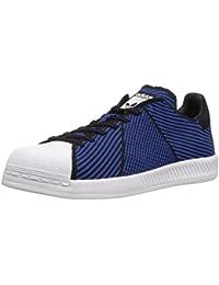 pretty nice 836db 4d204 Adidas OriginalsS82242 - Superstar Bounce PK Fashion da Uomo