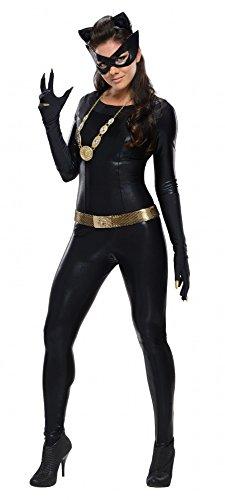 Catwoman Heritage Kostüm für Damen, Größe:S