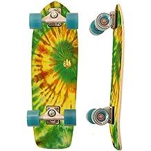 Carver skate mini cruiser cx tye multicoloreCarver stick multicolor