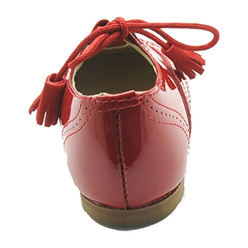 CONFETTI, Scarpe col tacco bambine Rosso