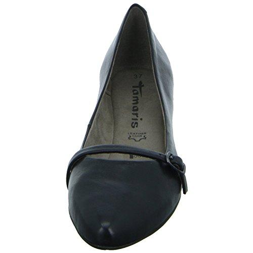 Tamaris1-1-24234-28-003 - Scarpe chiuse Donna Black
