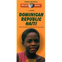 République Dominicaine - Haïti. : 1/600 000
