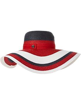 Tommy Hilfiger Damen Sonnenhut Honey Hat, Mehrfarbig (Corporate Mix 901), One size