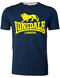 Lonsdale london t-shirt sMITH rELOADED 113171 slim fit