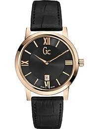 Guess Collection Hommes Montre Gc SlimClass Noir X60005G2S
