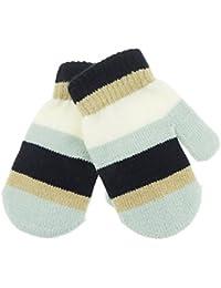 Glamour Girlz garçons Filles pour Enfant Stripy Magic Moufles de 6 Mois à 5  Ans e3255b01459