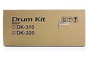 Original tambour pour kyocera/mita dK320, kyocera/mita fS - 3140 mFP/302J093011-tambour pour cmos 300 000 pages noir - 1 pièce