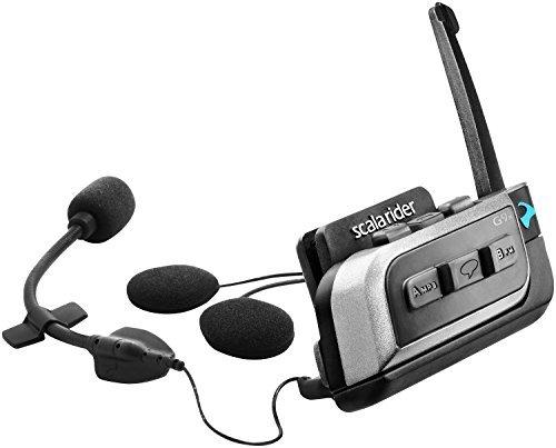 Preisvergleich Produktbild Cardo Systems Inc G9x (Single) Scala Rider Communication Head Set Accessories - Black by scala rider