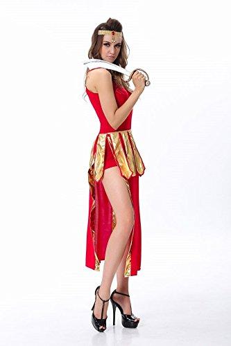 Gorgeous Aladdin Göttin sexy Göttin RPG arabischen und Griechenland Kämpfer Indische Tänzer