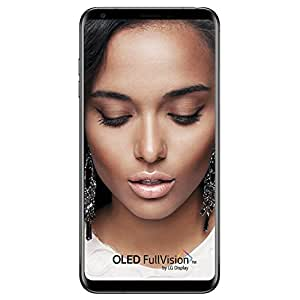 LG V30+ (18:9 OLED FullVisionTM, 128GB, Black) - Free LG Tone Bluetooth Headset