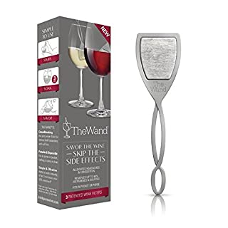 The Wand | The Only Wine Filter That Removes Histamines & Sulfite Preservatives | Savor The Wine, Skip The Side Effects (3)
