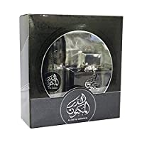 Al Dur Al Maknoon Giftset By Lattafa for Men,EDP 100ml / Deo 200ml