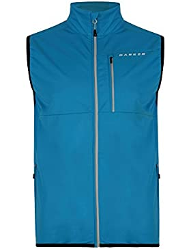 Dare 2b Mens Mobilize Light Polyester Softshell Breathable Gilet
