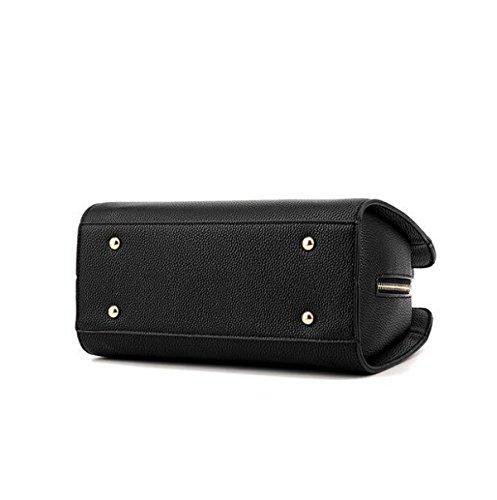 Damen-Mode-Handtasche Umhängetasche Messenger-Tasche Einfache Shell-Tasche Handtaschen Red