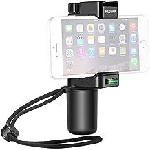 Neewer Smartphone Rig productor de cine teléfono Grip soporte de trípode con zapata fría y ancho ajustable Clip Soporte 2–3,6pulgadas/50–92mm) para iphone 7plus/7/6S/6samsung galaxy S7para funda para fotografía