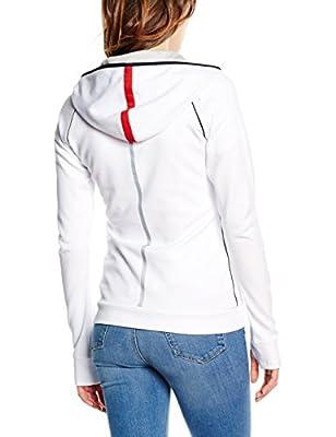 Tommy Hilfiger Women's Th Light Weight Second Skin Hoodie Long Sleeve Hoodie