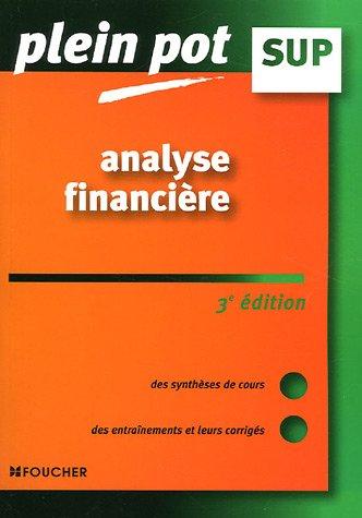 Analyse financière Enseignement supérieur, BTS, DUT tertiaires (Ancienne Edition) par Chantal Buissart