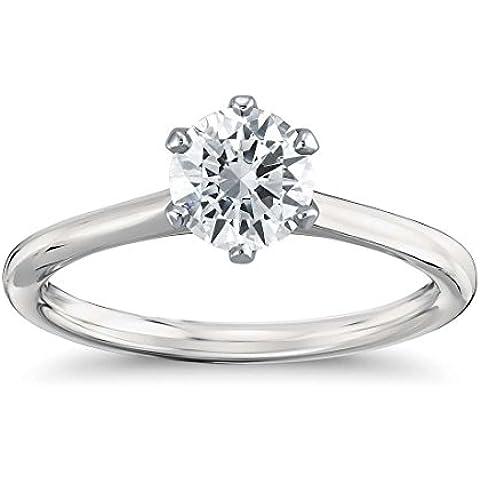 G&S Diamonds - Anello di fidanzamento con