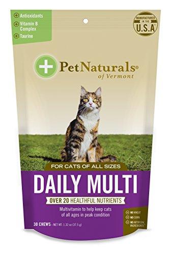Pet Naturals Daily Multi für Katzen, Multivitamin