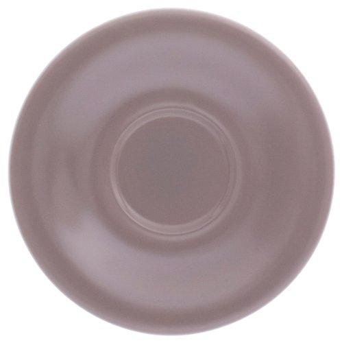Kahla - Porcelaine pour les Sens 203515A72648C Pronto Colore Sous-Tasse Taupe 18 cm